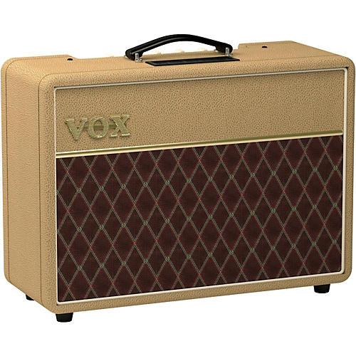 Vox AC10 10W 1x12 Limited Edition Tan Tube Guitar Combo Amp Tan-thumbnail