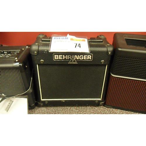 Behringer AC108 Vintager Tube Guitar Combo Amp-thumbnail