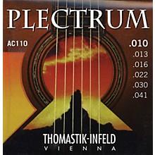 Thomastik AC110 Plectrum Bronze Extra Light Acoustic Guitar Strings