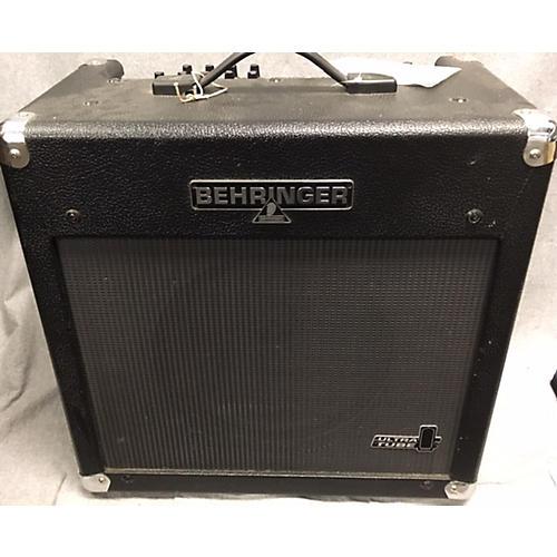 Behringer AC112 Guitar Combo Amp