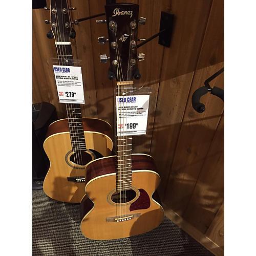 Ibanez AC12nt Acoustic Guitar-thumbnail