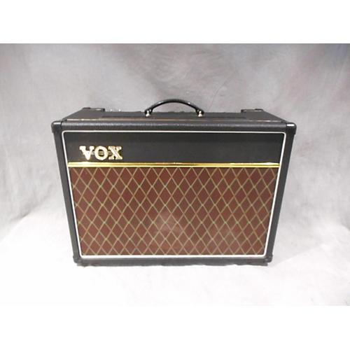 Vox AC15C1 15W Tube Guitar Combo Amp-thumbnail