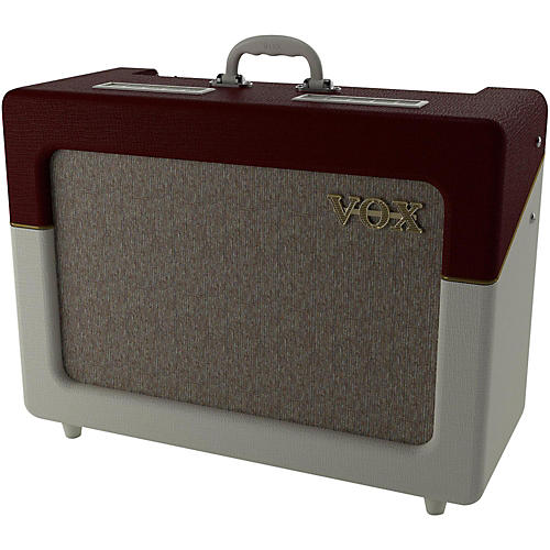 Vox AC15C1 Limited 15W 1x12 Two Tone TV Front Tube Guitar Combo Amp-thumbnail