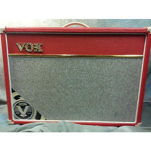 Vox AC15C1B Custom AC15 15W Tube Guitar Combo Amp-thumbnail