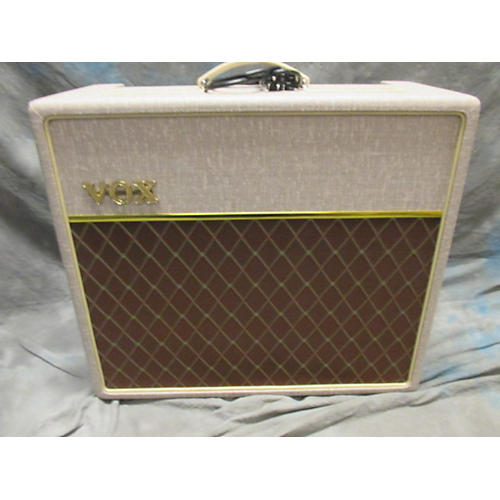 Vox AC15HW1X 15W 1x12 Hand Wired Tube Guitar Combo Amp-thumbnail