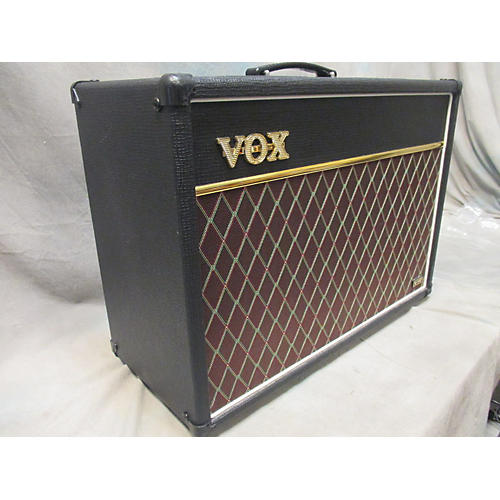 used vox ac15vr guitar combo amp guitar center. Black Bedroom Furniture Sets. Home Design Ideas