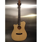 Carvin AC175 Left Handed Acoustic Electric Guitar