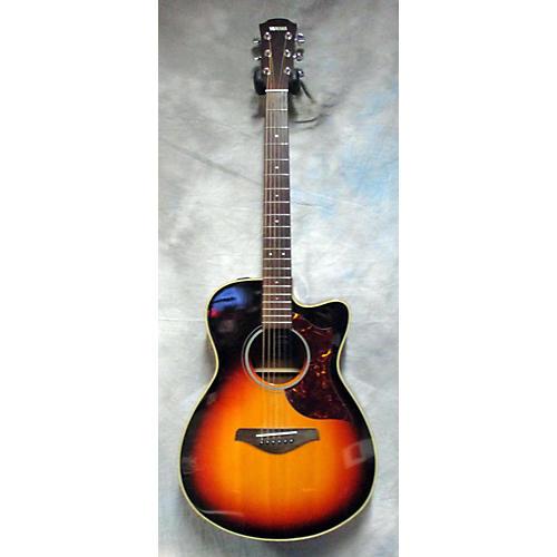 Yamaha AC1M Acoustic Electric Guitar-thumbnail