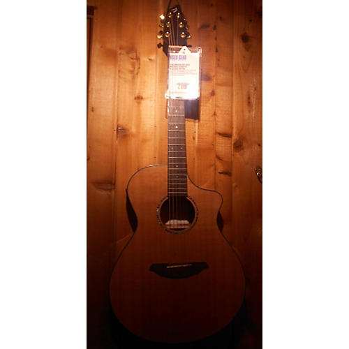 Breedlove AC25 Acoustic Electric Guitar Natural