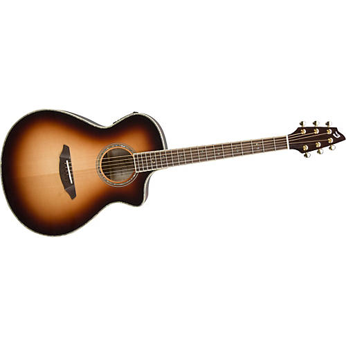 Breedlove AC25/SF Plus Acoustic-Electric Concert Cutaway Guitar