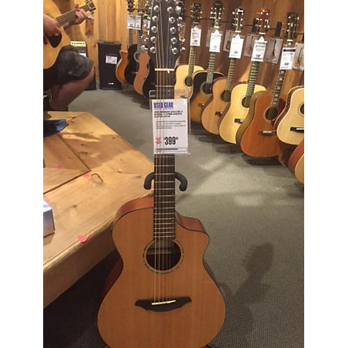 Breedlove AC250/SM-12 12 String Acoustic Electric Guitar-thumbnail