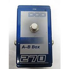 DOD AC270 270 A/B Pedal