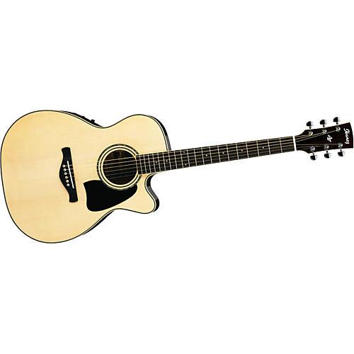 Ibanez AC300ECENT Artwood Grand Concert Cutaway Acoustic-Electric Guitar-thumbnail