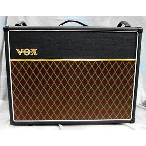 used vox ac30cc2 tube guitar combo amp guitar center. Black Bedroom Furniture Sets. Home Design Ideas