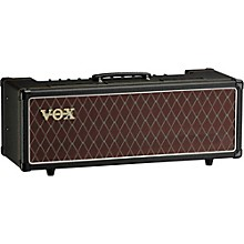 Vox AC30CH Custom 30W Tube Guitar Amp Head Level 1 Black