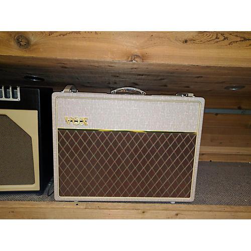Vox AC30HW2X 2x12 30W Handwired Tube Guitar Combo Amp-thumbnail