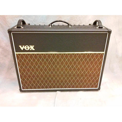 used vox ac30vr valve reactor 212 30w guitar combo amp guitar center. Black Bedroom Furniture Sets. Home Design Ideas