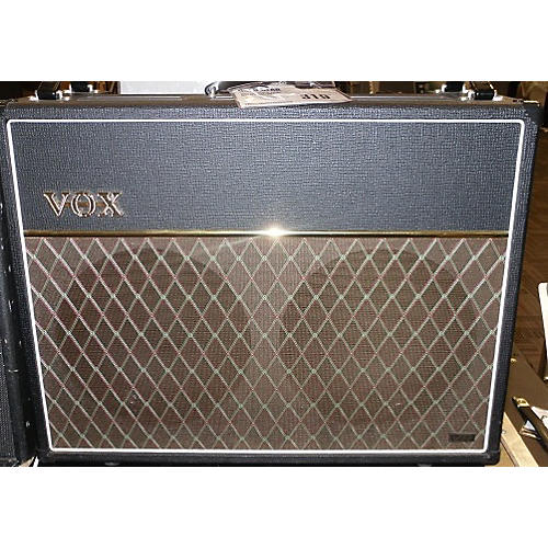 Vox AC30VR Valve Reactor 2x12 30W Tube Guitar Combo Amp-thumbnail