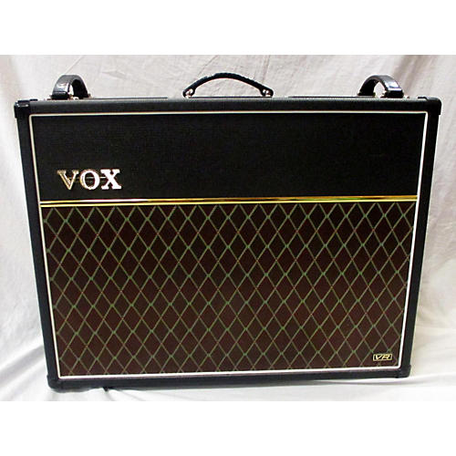 used vox ac30vr valve reactor 2x12 30w tube guitar combo amp guitar center. Black Bedroom Furniture Sets. Home Design Ideas