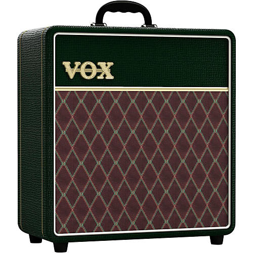 Vox AC4 Classic Limited Edition 4W 1x12 Tube Guitar Combo Amp British Racing Green