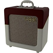 Vox AC4 Limited 4W 1x10 Tube Two Tone TV Front Guitar Combo Amp