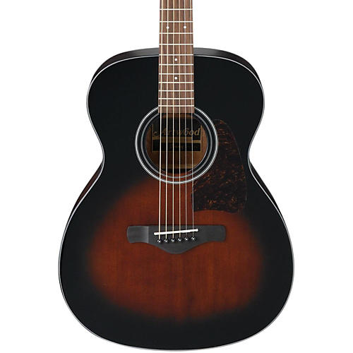 Ibanez AC400 Artwood Solid Top Grand Concert Acoustic Guitar Dark Violin Sunburst