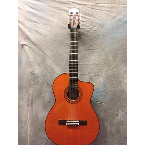 Alvarez AC40SC Classical Acoustic Electric Guitar
