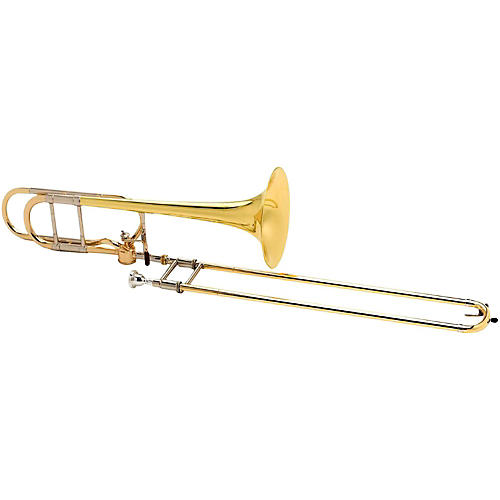 Antoine Courtois Paris AC420BH Legend Series Hagmann F-Attachment Trombone-thumbnail