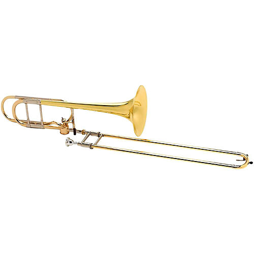 Antoine Courtois Paris AC420BH Legend Series Hagmann F-Attachment Trombone with Sterling Silver Leadpipe-thumbnail