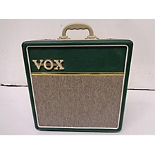 Vox AC4C1 4W 1x10 Mini Amp With Top Boost Tube Guitar Combo Amp