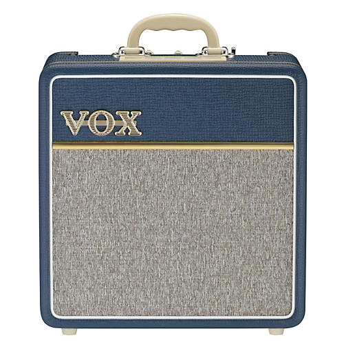 vox ac4c1 bl 4w 1x10 all tube mini guitar combo amp with top boost guitar center. Black Bedroom Furniture Sets. Home Design Ideas
