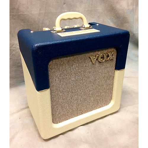 Vox AC4C1 Custom 4W 1X10 Tube Guitar Combo Amp-thumbnail