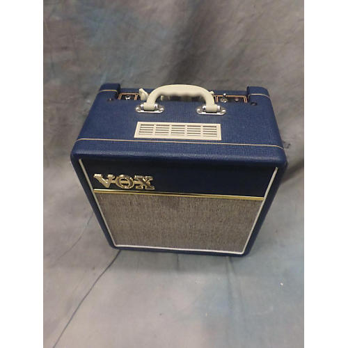Vox AC4C1B Custom 4W 1X10 AMP COMBO A GUITAR-thumbnail