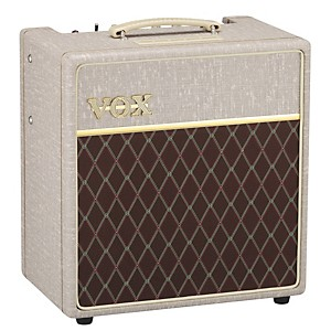 Vox AC4HW 1 Hand-Wired Tube Guitar Combo Amp by Vox