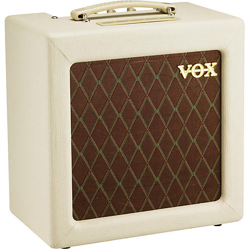 Vox AC4TV 4W 1x10 Tube Guitar Combo Amp-thumbnail