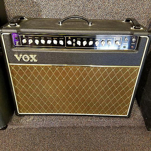 used vox ac50cp tube guitar combo amp guitar center. Black Bedroom Furniture Sets. Home Design Ideas