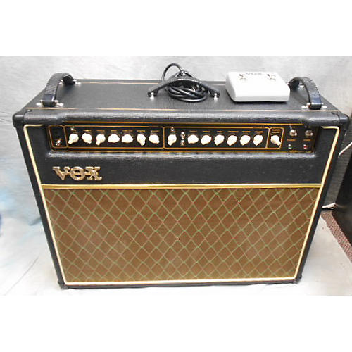 used vox ac50cp2 tube guitar combo amp guitar center. Black Bedroom Furniture Sets. Home Design Ideas