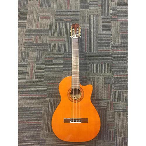 Alvarez AC60SC Classical Acoustic Electric Guitar-thumbnail