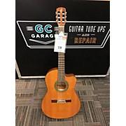 Alvarez AC65HCE Classical Acoustic Electric Guitar