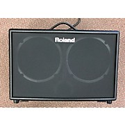 Roland AC90 90W 2X8 Stereo Acoustic Guitar Combo Amp
