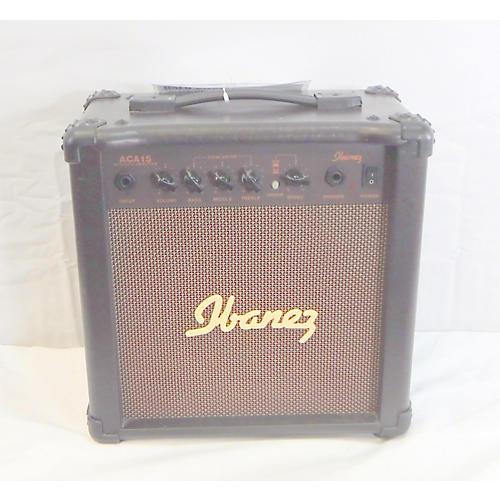 used ibanez aca15 acoustic guitar combo amp guitar center. Black Bedroom Furniture Sets. Home Design Ideas