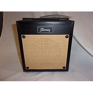 Pre-owned Ibanez ACA15T Battery Powered Amp