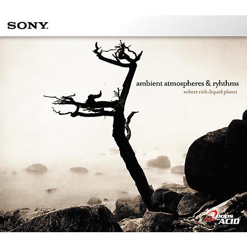 Sony ACID Loop Ambient Atmospheres and Rhythms: Robert Rich's Liquid Planet-thumbnail