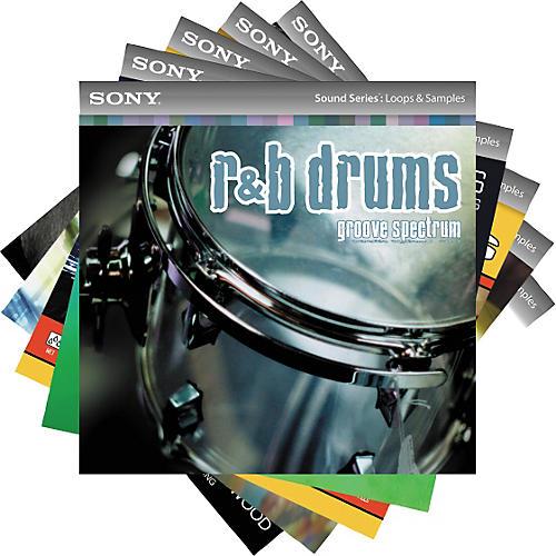 Sony ACID Loop Drum Pack-thumbnail