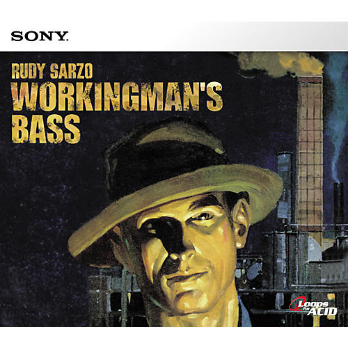 Sony ACID Loop Rudy Sarzo: Workingman's Bass-thumbnail