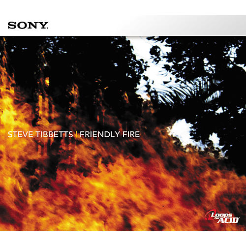Sony ACID Loop Steve Tibbets: Friendly Fire