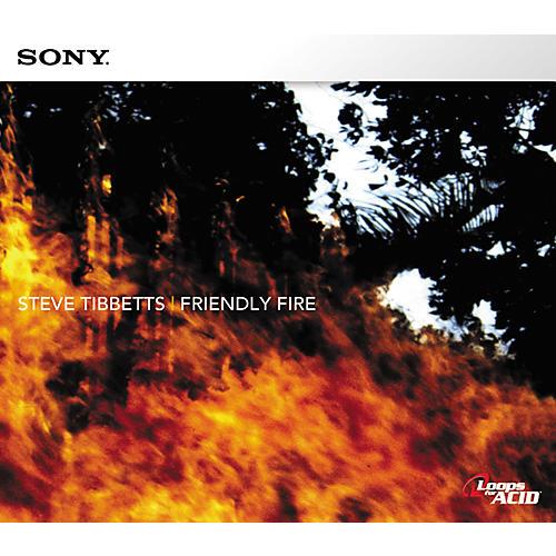 Sony ACID Loop Steve Tibbets: Friendly Fire-thumbnail