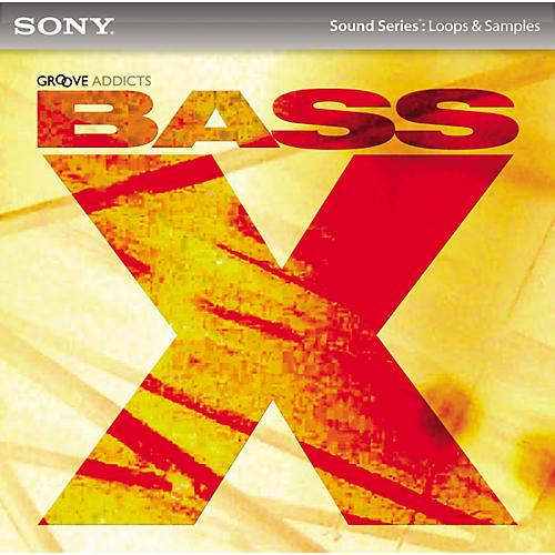 Sony ACID Loops - Bass X