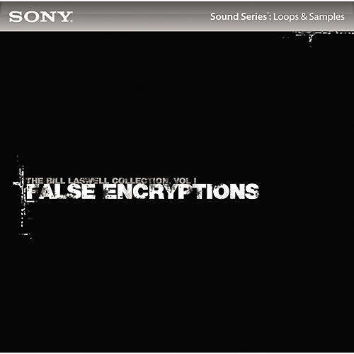 Sony ACID Loops - Bill Laswell: Volume I False Encryptions (CD-ROM)-thumbnail
