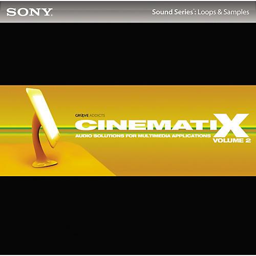 Sony ACID Loops - Cinematix Volume 2